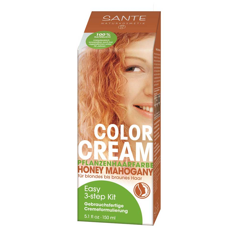 SANTE COLOR CREAM HIUSVÄRI HONEY MAHOGANY 150ml