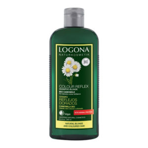 LOGONA Color Care sävyshampoo Kamomilla