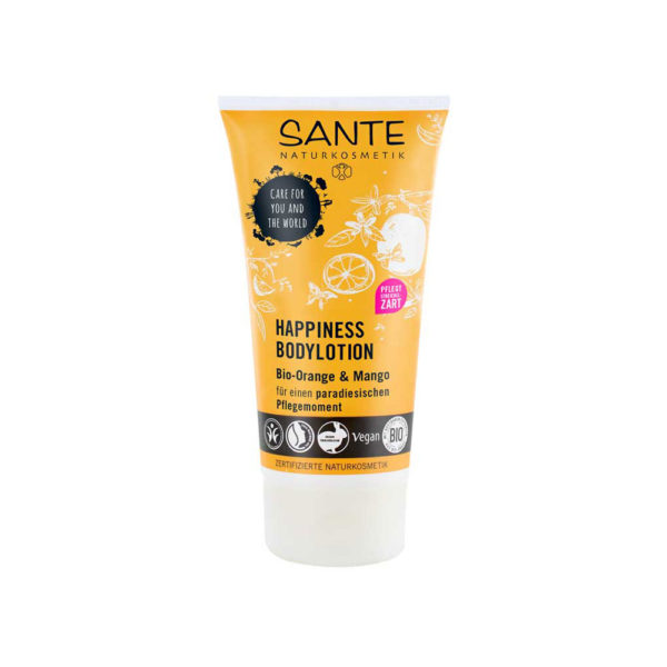 SANTE HAPPINESS BODY LOTION 150ml