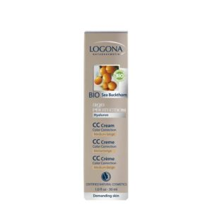 LOGONA AGE PROTECTION CC-VOIDE MEDIUM BEIGE 30ml