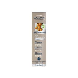 LOGONA AGE PROTECTION CC-VOIDE LIGHT BEIGE 30ml