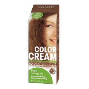 SANTE COLOR CREAM HIUSVÄRI COCOA BROWN 150ml