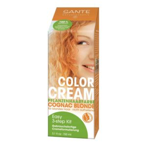 SANTE COLOR CREAM HIUSVÄRI COGNAC BLONDE 150ml