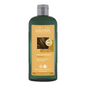 LOGONA Color Care sävyshampoo Hazelnut
