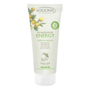 LOGONA ENERGY SUIHKUGEELI 200ml