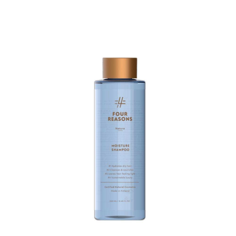 Päänahkaa Kosteuttava Shampoo