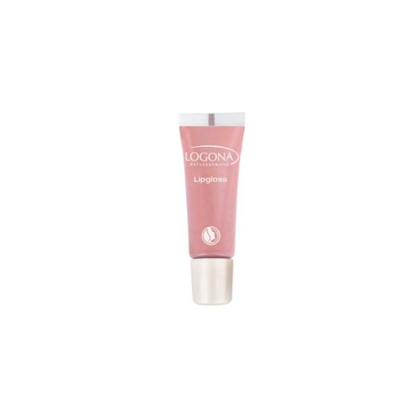 LOGONA HUULIKIILTO 02 ROSE 10ml