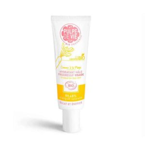 Pulpe De Vie Feel on the Beach Asteittain ruskettava kasvovoide 40ml