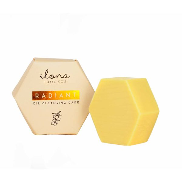 Ilona Luonkos Radiant Oil Cleansing cake