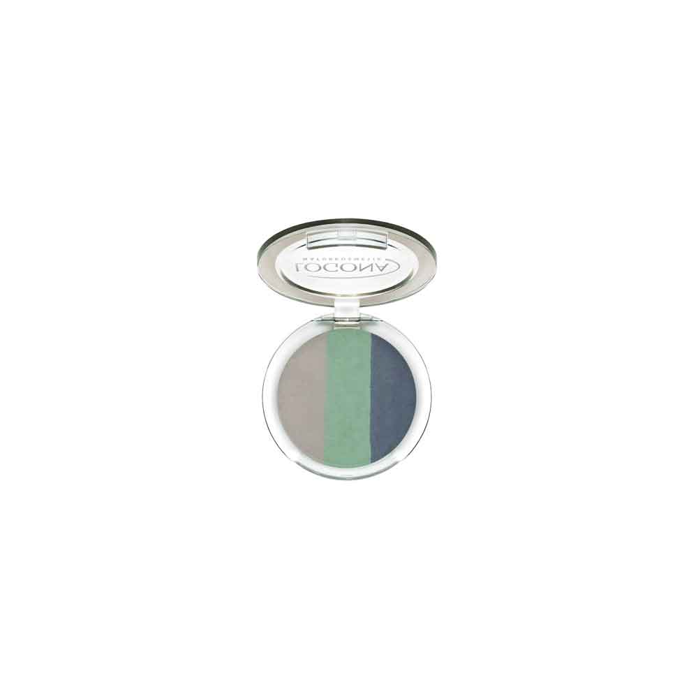 LOGONA EYESHADOW TRIO NO. 04 OCEAN 4g